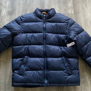 NWT Old Navy Men's Puffer Jacket